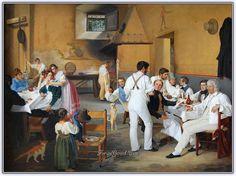 Ditlev Conrad Blunck (1798 – 1853) | Danimarkalı Ressam - Forum Gerçek