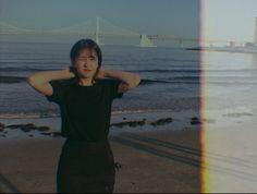 Somi by Busan bridge Kim Sejeong, Jeon Somi, Cute Baby Girl, My Sunshine, Korean Singer, Korean Girl, My Idol, Girl Group, Ulzzang
