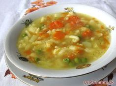 Hungarian Recipes, Russian Recipes, Cheeseburger Chowder, Great Recipes, Recipies, Food And Drink, Veggies, Menu, Lunch