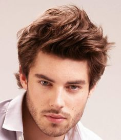 2014 Latest Men's Hair Trends for Spring & Summer ... Cool Hairstyle Trends for Men 2014 - Medium hair └▶ └▶ http://www.pouted.com/?p=36618