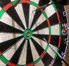 """3fb613a2 DartHelp.com on Instagram: """"Are your darts bouncing out to much? Bad board,  bad darts, or bad player, you can fix it!⠀ Link In Bio. @dart.help⠀ ."""