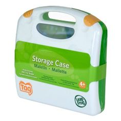 Amazon.com: LeapFrog Tag Storage Case: Toys & Games