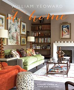 Be inspired by William Yeoward's beautiful country house and chic London apartment, with luxury home accessories, faultless taste and terrific sense o Vogue Living, London Apartment, World Of Interiors, City Living, Living Rooms, Living Spaces, Town And Country, Elle Decor, Interior Design