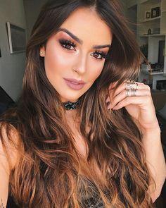 Make by Mari Saad Runway Makeup, Beauty Makeup, Hair Makeup, Hair Beauty, Makeup Hairstyle, Perfect Makeup, Gorgeous Makeup, Smokey Eyeshadow Tutorial, Estilo Retro