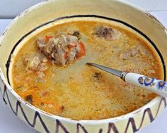 Reteta Ciorba taraneasca cu os de porc si legume - Ciorbe