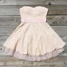 Spanish Lace Party Dress...