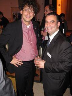 Christian Daul and Wayne Youkhana at ADC's Night of Honor