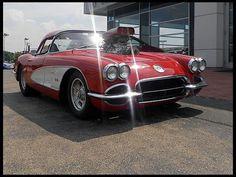 F82 1959 Chevrolet Corvette Pro Street 350/625 HP