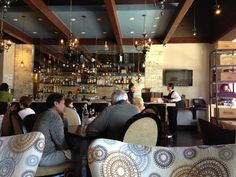 Etoile Cuisince et Bar.  Fresh, authentic French dining in Houston's Uptown Park.