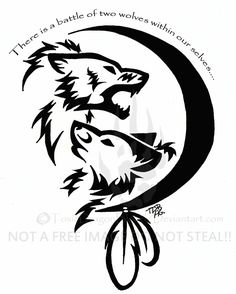 38 Best Feed The Good Wolf Tattoos Images Wolf Tattoos Drawings