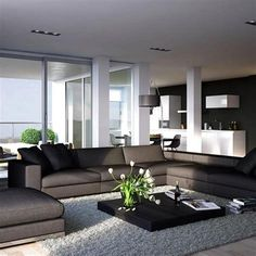 42 Best Contemporary Living Room Furniture Sets Ideas