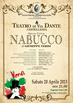 nabucco teatrro di dante verdi