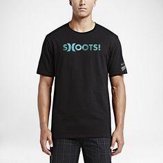 Hurley Clark Little 'Shark' Premium Men's T-Shirt. Nike.com