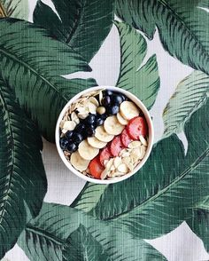 Get a Taste of Rio: Eat a Healthy Acai Bowl