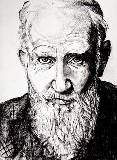 In situ: Dibujando Personajes Celebres.........George Berna...