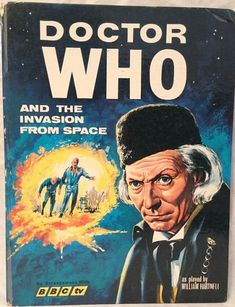The Space Museum - Collector of Doctor Dr. Who and Dalek Merchandise First Dr Who, First Doctor, Dr Who Series, Serie Doctor, Sylvester Mccoy, British Broadcasting Corporation, William Hartnell, Classic Doctor Who, Fanart