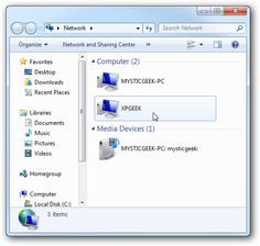 Complete Guide To Networking Windows 7 With XP & Vista