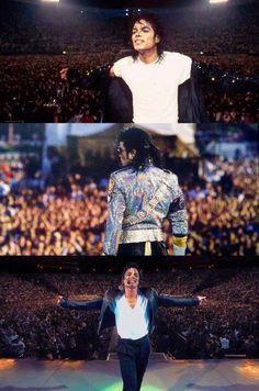 Bad Tour, Dangerous Tour, HIStory Tour