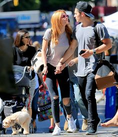 He's mine! Bella Thorne and her boyfriend Gregg Sulkin showed off their love for each othe...