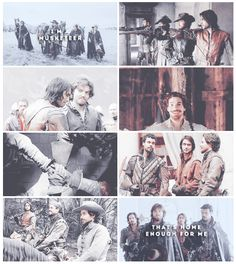 """The Musketeers - """"I'm a Musketeer, that's home enough for me. Bbc One, Musketeers, Every Man, Movie Posters, Fictional Characters, The Three Musketeers, Film Poster, Fantasy Characters, Billboard"""