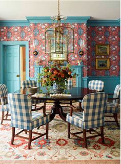 Eye Candy: Pinterest Favorites This Week Colonial Style Homes, Dutch Colonial, Colonial Exterior, Traditional House, Traditional Design, New Jersey, Estilo Cottage, Riverside House, Elegant Living Room