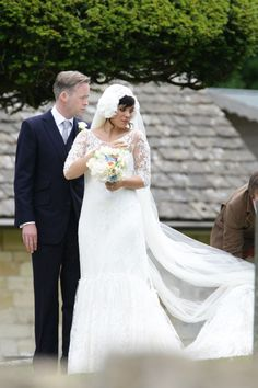 Lily Allen wedding photos!