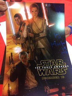 Primera foto oficial de Star Wars: Rogue One, con sus personajes principales