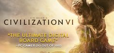Civilization VI offers new ways to interact with your world, expand your empire across the map, advance your culture, and compete against history's greatest leaders to build a civilization that will stand the test of time. Play as one of 20 historical leaders including Roosevelt (America) and Victoria (England).