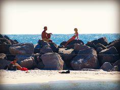 Finger Jetty, Holiday Isle, Emerald Coast, Destin, Florida  #Destin