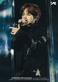 Kwon Ji-Yong, mieux connu sous son nom de scène G-Dragon ou GD, né le 18 août 1988 à Séoul, est un chanteur, compositeur et producteur sud-coréen. G-Dragon est le leader du groupe BIGBANG.
