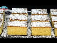 BIZCOCHO DE CONVENTO, RECETA FÁCIL Y SIN PESAR NADA. Ideal para tomarlo en la merienda o desayuno, pero recién hecho es un postre delicioso, Cake Bars, Loaf Cake, Tapas, Spanish Desserts, Angel Cake, Pan Dulce, My Dessert, Sweet And Salty, No Bake Cake