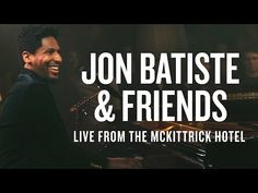 Batiste is one of several real-life musicians who consulted on the new Pixar film, about a middle-school band teacher who ends up in a fantastical realm called The Great Before. Jon Batiste, Jazz At Lincoln Center, Music Flow, Thelonious Monk, Tori Kelly, Live Jazz, Music Clips, Stephen Colbert, Jazz Musicians
