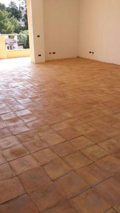 Pavimento in cotto Carteggiato Fornace Bernasconi/Handmade terracotta flooring