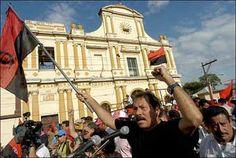 Daniel Ortega Nuestro comandante .. jaja