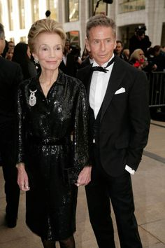 Lee Radziwill and Calvin Klein attend American Ballet Theatre Annual Spring Gala - Arrivals at The Metropolitan Opera House on May 2009 in New York City. Get premium, high resolution news photos at Getty Images American Ballet Theatre, Ballet Theater, Superman, Batman, Lee Radziwill, Celebrity Faces, Metropolitan Opera, Cameo Jewelry, Still Image