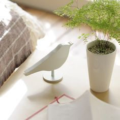 An alarm clock to wake you with the sound of chirping. | 31 Insanely Adorable Products That Will Make Your Life Easier