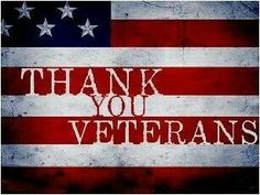 Thank You ALL for Your Service