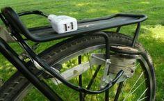 DIY Bicycle USB power Generator