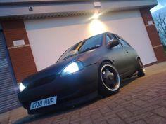 Stealthy Corsa Wind, Chevy, Black B, Car Audio, Car Car, Dream Cars, Ferrari, Nova, Trucks