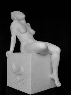 Claudia marmo statuario (foto Sergio Fortuna)