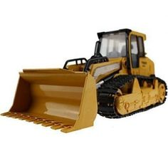Top 10 Best Remote Control Bulldozers For Sale (Cat & John Deere Dozer Kits!) http://ift.tt/2fj0g94 Deals Diecast Tractor Toys RC Toys