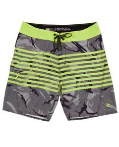 "MIRAGE FREELINE CAMO 21"" BOARDSHORT"