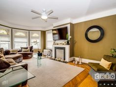 Jersey City, New Jersey - Executive Home - Stunning Early 1900's Beautiful Luxe Furnished Victorian on a tree-lined block just 5 houses away from gorgeous Lincoln Park.