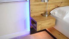 Ágy készítés saját kezűleg - 21 Kreatív DIY ágy,  #ágy #design #DIY #fa #hálószoba #IKEA #kreatív #modern #parketta #raklap #tároló #világítás #lebegő #rejtettvilágítás #klasszikus #gyerekágy #deszka #kárpit #ágykeret #fejtámla #kárpig #kárpitos #vízcső #ágyneműtartó #dobogó #guruló #gurulós #hangulatvilágítás #léc, https://www.otthon24.hu/agy-keszites-15-diy-kreativ-agy/