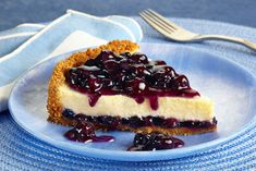You'll love this Duncan Hines recipe for Lemon Blueberry Cheesecake Pie! Blueberry Cheesecake Pie, Blueberry Pie Recipes, Blueberry Desserts, Homemade Cheesecake, Cheesecake Desserts, Lemon Recipes, Köstliche Desserts, Baking Recipes, Sweet Recipes