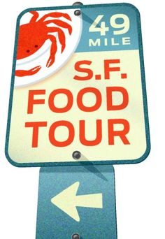 """Can't wait to try all posts on this link.  Great idea. Only in SF.  """"Sewn together as a culinary quilt, the squares tell the story of our diverse, exciting and food-obsessed city.""""  Sounds awesome."""