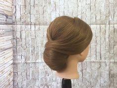 ヘアアレンジ 着物に似合うヘアーアレンジ hairdo Updo - YouTube