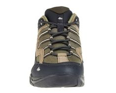 The Quechua EVA Hiking & Trekking Men's Shoes (Black & Brown) is available here at the best price in online shopping and, just like every product we sell, is a 100% genuine product. It has the following specifications:  Brand: Quechua  Model: Hiking & Trekking Men's Shoes Material: EVA Colour: Black & Brown