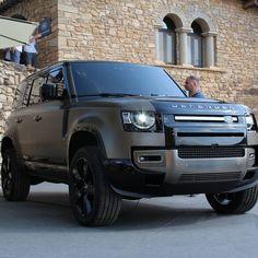 New Land Rover Defender, New Defender, Landrover Defender, Hummer Cars, 4x4, Jaguar Land Rover, Jeep Truck, Toyota Land Cruiser, Motor Car