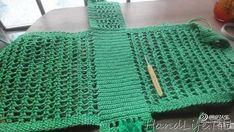 Beautiful Skills - Crochet Knitting Quilting : Crochet Bag With Macrame Rope - Tutorial - Diy Crafts - mokokos Bag Crochet, Crochet Market Bag, Crochet Handbags, Crochet Purses, Crochet Stitches, Free Crochet, Crochet Patterns, Diy Crafts Crochet, Crochet Videos